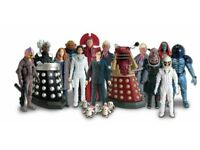 Wanted - Doctor Who Toys and Memorabilia. Cash Paid. Also any other Sci-Fi toys