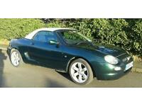 MGF 1.8 CONVERTIBLE 1999 V 58.000 MILES WITH HARD TOP MOT JUNE LOVELY EXAMPLE