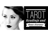 Tarot Reading, Spiritual Work, House Clearance