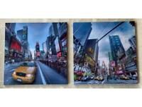 Canvases/pictures for kids rooms