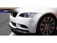 Full Carbon Fibre ARKYM Front Lip for BMW 3 Series M3 E93 E92 E90