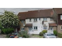 **Beautiful two bedroom house in Custom house e16..Available now**