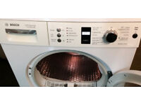 7kg load, A++ Rated BOSCH Heat Pump/Self-Cleaning Condenser Dryer--RPR £580!!!
