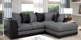 MADE IN THE UK - SPECIAL OFFER - BRAND NEW BYRON (3+2) SOFA SET OR CORNER SOFA