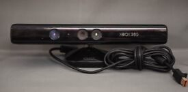 Xbox360 kinnect sensor with games