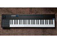 **FOR SALE** Alesis VI61 61 Key Midi Keyboard Controller