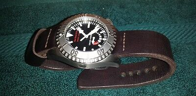 Girard Perregaux 3000M Seahawk II Pro Titanium Diving Watch