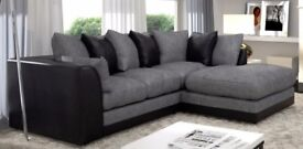 ❋★❋ BRAND NEW ❋★❋ BYRON LARGE CORNER SOFA OR 3+2 SOFA SET ON SPECIAL OFFER EXPRESS DELIVERY