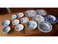 Collection of Vintage China