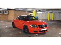 Audi TT 240 Sport - Full Audi Service History with Service Pack