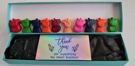Peppa pig crayon gift set