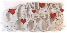 Laser Cut Wooden Lettering and Quality Gifts