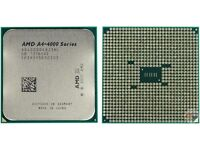 AMD A4-4000 Series Dual Core Processor With Cooling Fan
