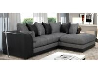 BRAND NEW - DYLAN CORNER ITALIAN SOFA SUITE ON EXCLUSIVE OFFER