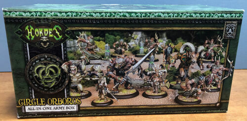 Privateer Press Hordes Circle Orboros PIP 72092 All In One Army Box 2015