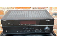 Yamaha AV Receiver 5.1 RX-V473 Home Cinema Amplifier