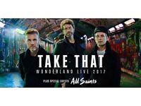 Take That 9th June O2