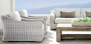 New Outdoor Furniture Lounge set Deep seat Thick Cushions comfy