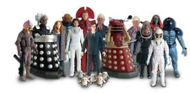 Wanted - Doctor Who, Daleks, Cyberman figures and toys. Target paperbacks. Collections bought.
