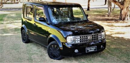 2004 Nissan Cube Rider BZ11 Auto Welshpool Canning Area Preview