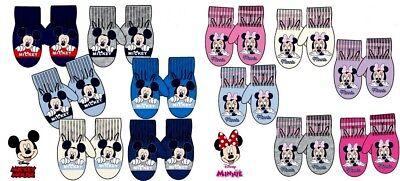 Handschuhe Mickey Mouse Minnie Mouse Babyhandschuhe Baby Kleinkind Junge Mädchen