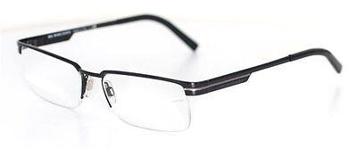 BURBERRY B 1170 1001 Brille Schwarz/Grau metallic glasses lunettes FASSUNG ()