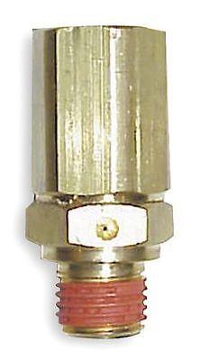 New Pa6 Load Genie Brass Air Compressor 14 Self Unloading Check Valve Unloader