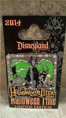 MALEFICENT & GOONS VILLAIN SLEEPING BEAUTY HALLOWEEN TIME LE 3000 Disney PIN NEW - Maleficent Goons