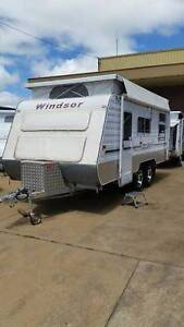 """2007 18'6"""" full off road Windsor Genesis Harristown Toowoomba City Preview"""