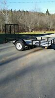 Utility trailer 5x10.  Geat for ATV.
