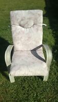 Comfy and in great condition patio chairs