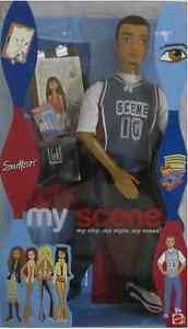 """MY SCENE: SUTTON Mattel """"Ken barbie doll"""" Brand New in Box"""