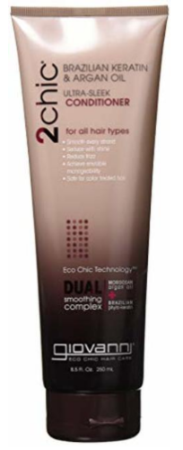 GIOVANNI- 2chic Ultra Sleek Conditioner With Brazilian Kerat