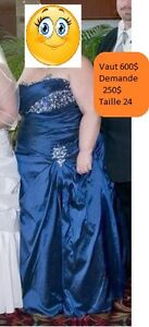Size 24 dress ( graduation or mother of the bride)