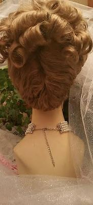 Victorian / Edwardian style wig color choice Sevina Halloween sass masquerade (Victorian Wig)