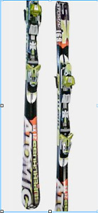 Skis Atomic SX 12 pb Supercross modèle 2006-2007