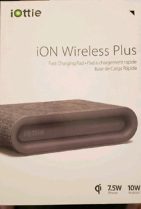 IOTTIE  wireless plus charger New in box