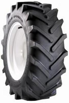 Two 6x12 6-12 Farm Ag Tractor R-1 Tires Mini Truck Kubota Mower Traction New