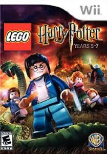 Lego Harry Potter Years 5-7 Wii - used