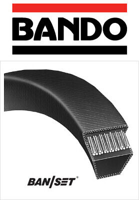 Bando Power King A 4l Series Classical Wrapped V Belt 12 Wide 516 Thick