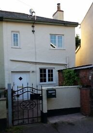 Character two bedroom cottage in Bradninch to let. £650 pm