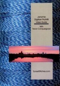 Janome Digitizer Pro Upgrade