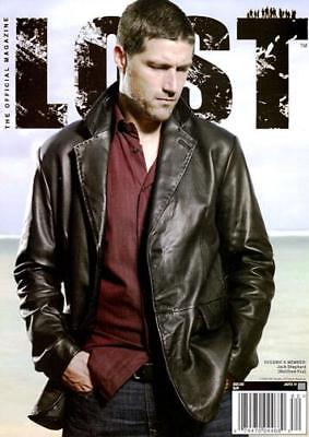 LOST OFFICIAL MAGAZINE - JACK - MATTHEW FOX LIMITED EDITION VARIANT COVER #20B