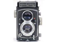 Rolleicord Va Medium formart camera