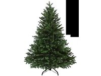 Injection mold artificial christmas tree, 5' tall