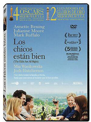 PELICULA DVD LOS CHICOS ESTAN BIEN PRECINTADA