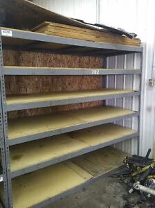 Industrial Commercial Garage Shop Shelving 10 Units Heavy Duty