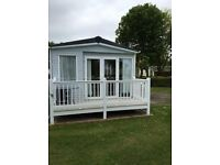Luxury Caravan 4 Hire Seton Sands holiday Village - near Edinburgh