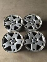 4- 16 inch Ford Alloy rims