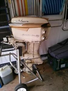 1958 Super Sea Horse 50HP Outboard for sale